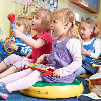 Expressão Musical no Pré-Escolar