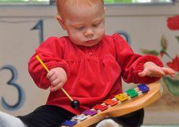 A música nos primeiros anos