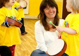 Música e desenvolvimento infantil