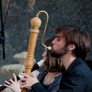 David Campelo flauta de bisel baixo
