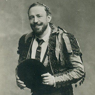 barítono Francisco d'Andrade