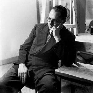 Jorge de Sena, foto Fernando Lemos 1949