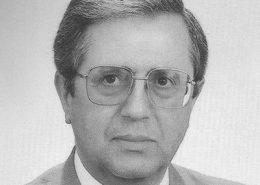 José Belarmino Soares diretor de coro