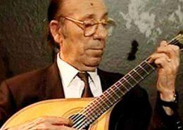 guitarrista José Fontes Rocha