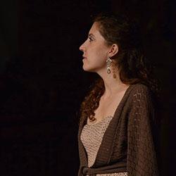 Maria João Gomes mezzo-soprano
