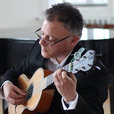 Mário Carreira guitarra clássica