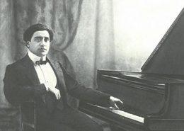 pianista Pedro Blanco