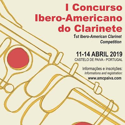 I Concurso _Ibero-Americano do Clarinete