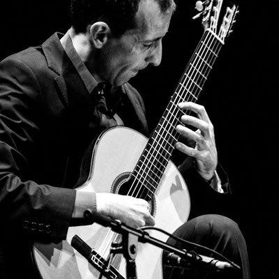 Júlio Guerreiro guitarra