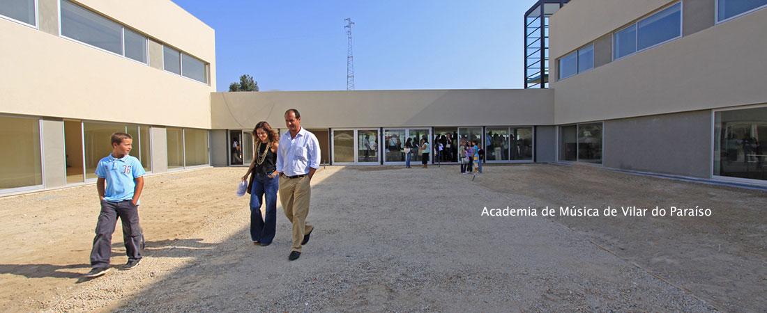 Academia de Música de Vilar do Paraíso