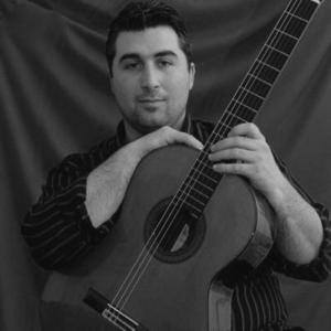 guitarrista Aires Pinheiro