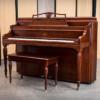 Piano vertical Steinway