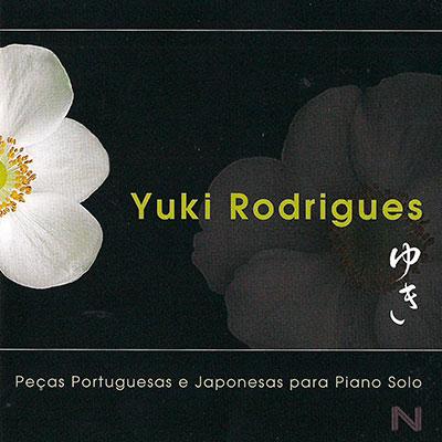Yuki Rodrigues, Peças Portuguesas e Japonesas para Piano Solo