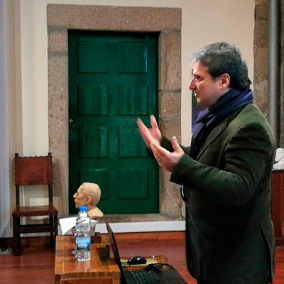 Jorge Castro Ribeiro, etnomusicólogo
