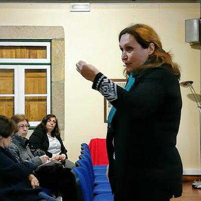 Maria do Rosário Pestana, investigadora