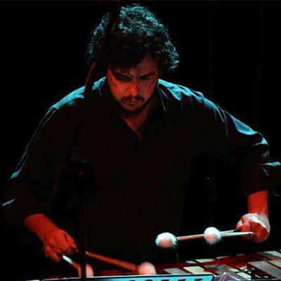 Pedro Fonseca, percussão