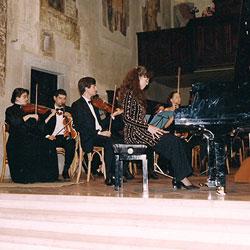 Yuki Rodrigues em Como, Itália
