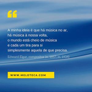 Elgar e a música