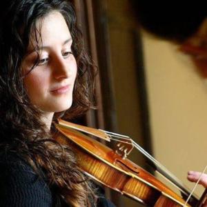 violinista Ana Clérigo
