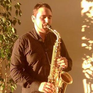 saxofonista Daniel Marques