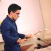 percussionista João Paias