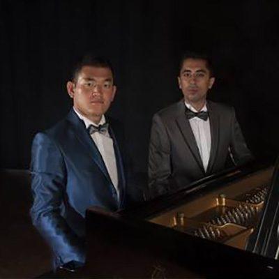 duo de piano a 4 mãos Musicorba