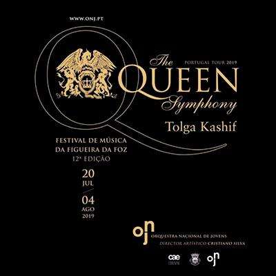 The Queen Symphony pela Orquestra Nacional de Jovens