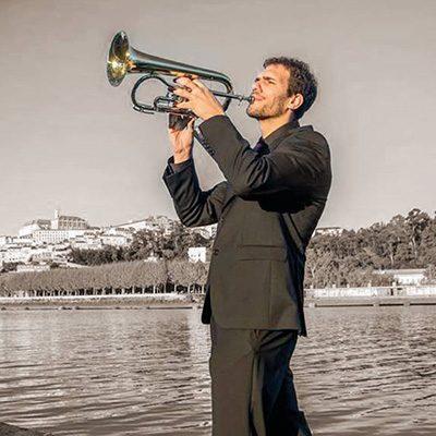 Ricardo Nogueira trompete e fliscorne