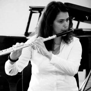 flautista Rute Gomes