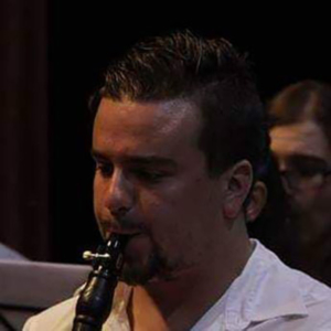 Tiago Oliveira, clarinete