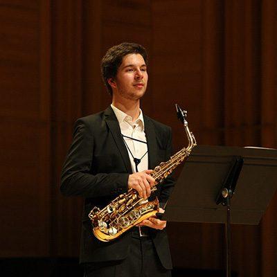 João Rodrigues saxofonista créditos Jorge Carmona Antena 2