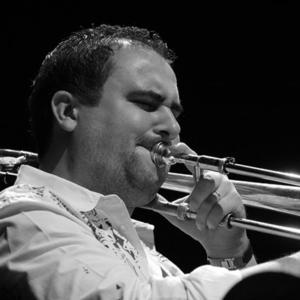 Paulo Perfeito trombone