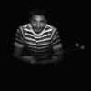percussionista Ricardo Frade