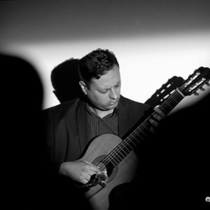 guitarrista Sérgio Fernandes
