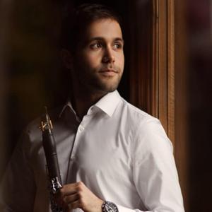 Sérgio Pires clarinete