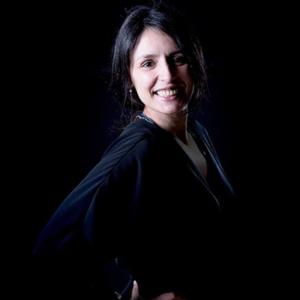 cantora Sílvia Fernandes Gomes
