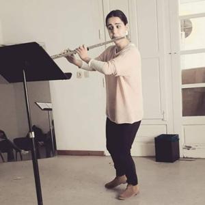 flautista Patrícia Melo