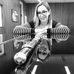 flautista Ana Maria Pinho