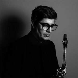 saxofonista Rodrigo Pires de Lima créditos Manuel Luís Cochofel