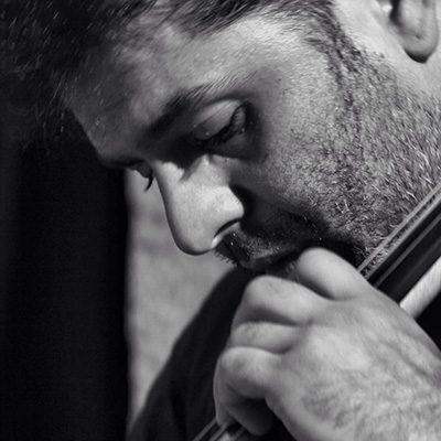 violoncelista Samuel Santos