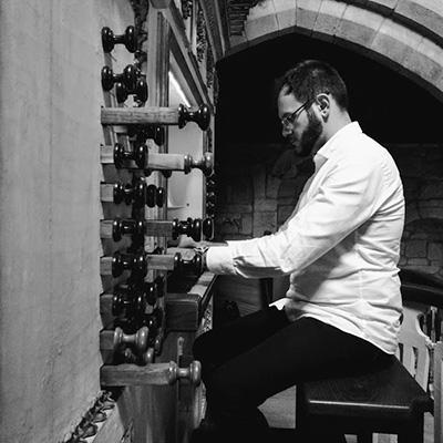 Masterclass para organistas paroquiais por Nuno Mimoso