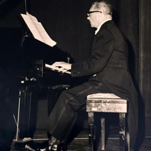 pianista Evaristo Campos Coelho