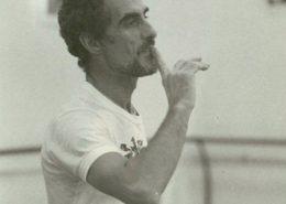 coreógrafo Carlos Trincheiras