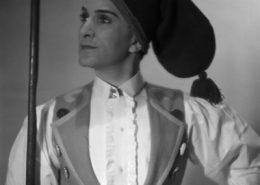 bailarino e coreógrafo Francis Graça