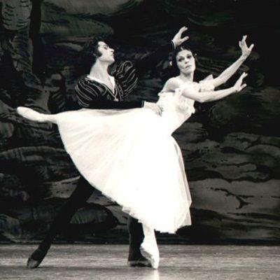 Isabel de Santa Rosa com Armando Jorge