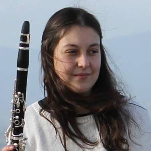 clarinetista Joana Lopes