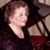 pianista e pedagoga Leonor Leitão-Cadete