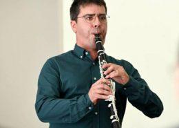 clarinetista Pedro Ladeira