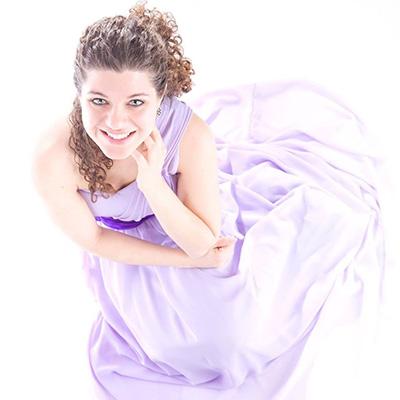 Soprano madeirense Mariana Pimenta