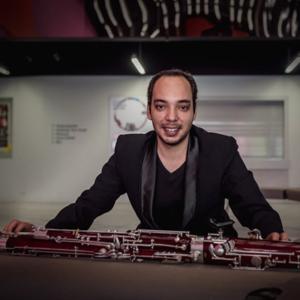 fagotista Daniel Mota